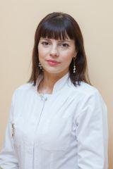 Бурнацкая Любовь Витальевна